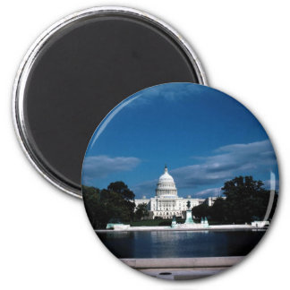 Our 44th president Barack Obama President 2 Inch Round Magnet
