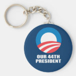 OUR 44TH PRESIDENT KEY CHAIN