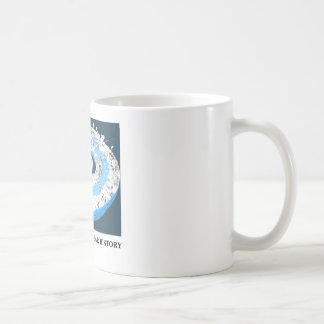 Our 4.5 Billion Year History (Geological Timeline) Classic White Coffee Mug