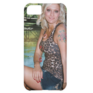 Our 4th PROLOOK HOTSHOTS MODEL - Simoriah Gosnell iPhone 5C Covers