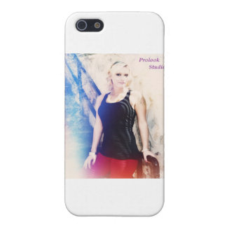OUR 4TH PROLOOK HOTSHOTS MODEL SIMORIAH GOSNELL CASE FOR iPhone 5