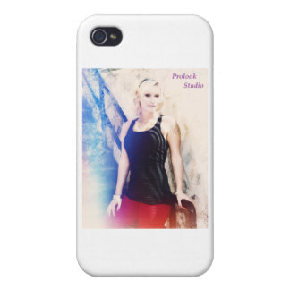 OUR 4TH PROLOOK HOTSHOTS MODEL SIMORIAH GOSNELL iPhone 4/4S CASE