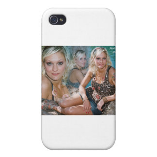 OUR 4TH PROLOOK HOTSHOTS MODEL - SIMORIAH GOSNELL iPhone 4 COVER