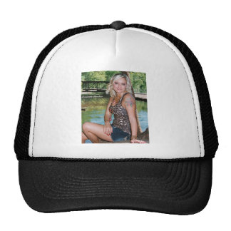 Our 4th PROLOOK HOTSHOTS MODEL - Simoriah Gosnell Trucker Hat