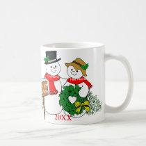 Our 50th Christmas Coffee Mug