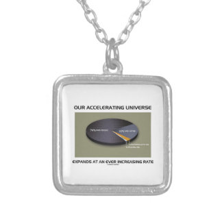 Our Accelerating Universe Expands Ever Increasing Custom Jewelry