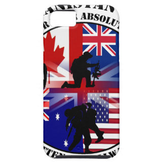 Our Afghanistan of veteran 5 nation iPhone SE/5/5s Case
