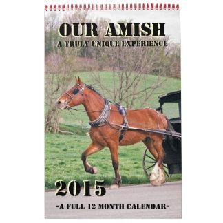 Our Amish Calendar