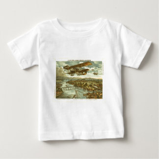 Our Army Attacks from Sky Water and Shore Baby T-Shirt