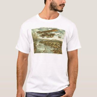 Our Army Attacks from Sky Water and Shore T-Shirt