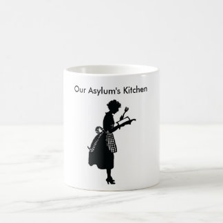 Our Asylum's Mug
