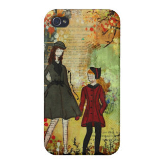 Our Best Memories by Janelle Nichol Cover For iPhone 4