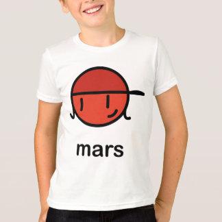 Our Big Fat Solar System - Mars T-Shirt