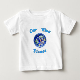 Our blue planet tee shirt