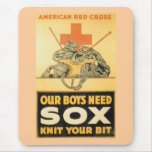 Our Boys Need Sox Mouse Pad