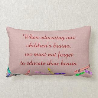 Our children's hearts -pillow lumbar pillow