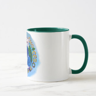 """Our Choices"" Recycle, Reuse, Reduce Earth Mug"