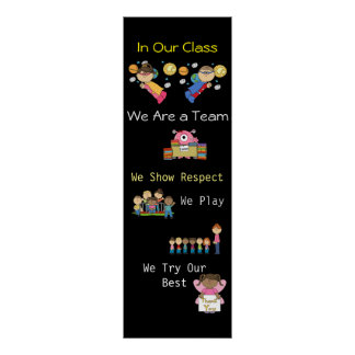 Our Classroom posterIII Poster