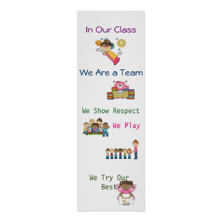Our Classroom posterIv Poster