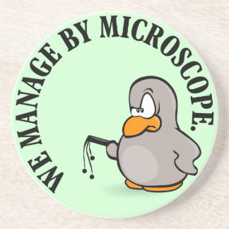 Our company gives new meaning to micromanagement coaster