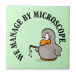 Our company gives new meaning to micromanagement small square tile