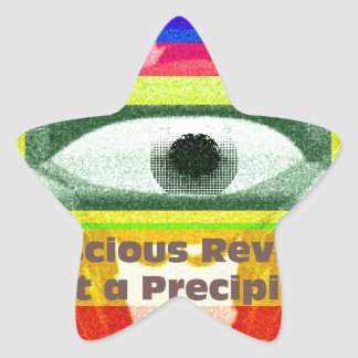 Our conscious revolution is at a precipice sticker