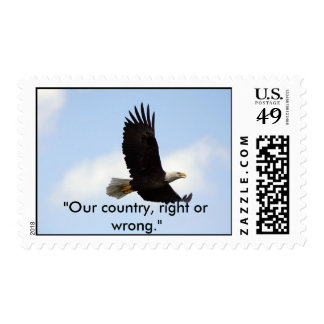 Our Country Stamps