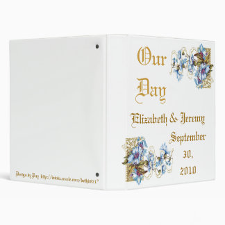 Our Day 3 Ring Binder