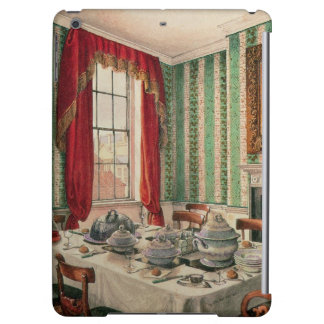 Our Dining Room at York, 1838 iPad Air Covers