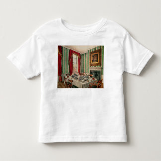 Our Dining Room at York, 1838 Toddler T-shirt