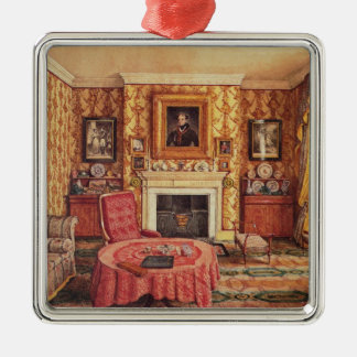 Our Drawing Room at York Metal Ornament