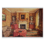 Our Drawing Room at York Poster