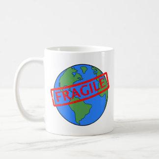 Our Earth is Fragile Mug
