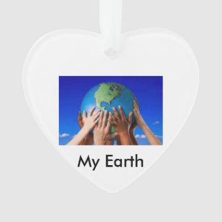 Our Earth Ornament