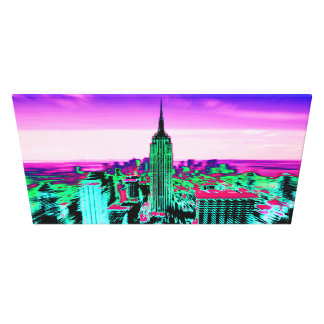Our Empire State Canvas Print