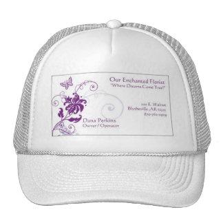 Our Enchanted Florist cap Trucker Hat