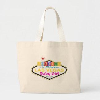 Our Fabulous Las Vegas Baby Girl Classic Tote Bag