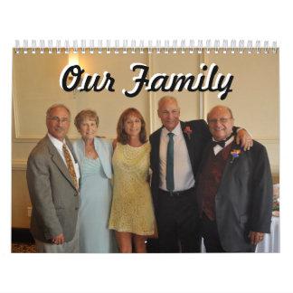 Our Family3 Calendars