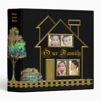 Our Family Avery Photo Binder
