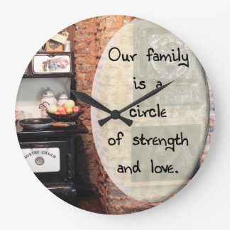 Our family Clock
