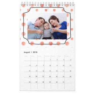 Our Family Customizable Calendar