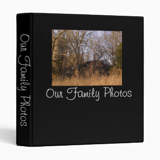 Our Family Photos Binder