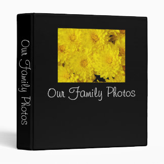 Our Family Photos Binders