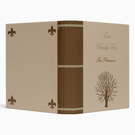 Our Family Tree Binder