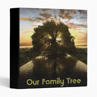 Our Family Tree - Multipurpose Binder/Photo Album Binder