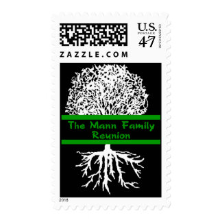 Our Family Tree Postage