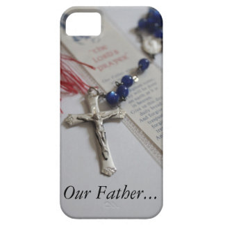 Our Father iPhone SE/5/5s Case