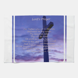 Our Father Kitchen Towel