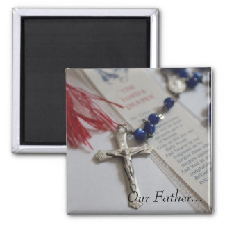 Our Father Magnet