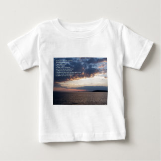 Our Father Prayer Baby T-Shirt